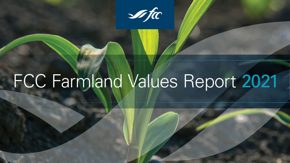 FCC Farmland Values Report - Farm Credit Canada