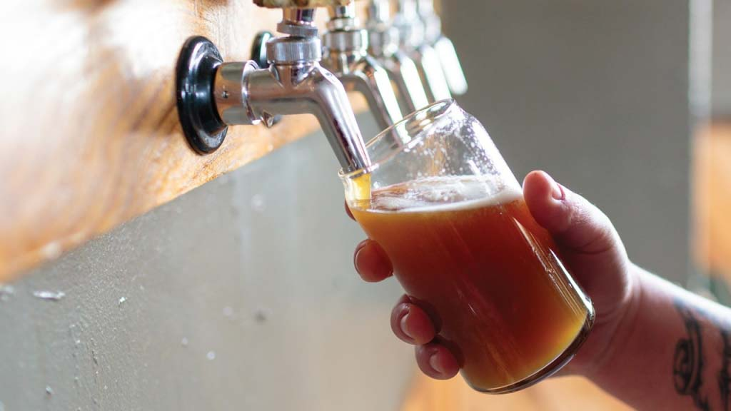 Thirst for craft beer brews opportunities